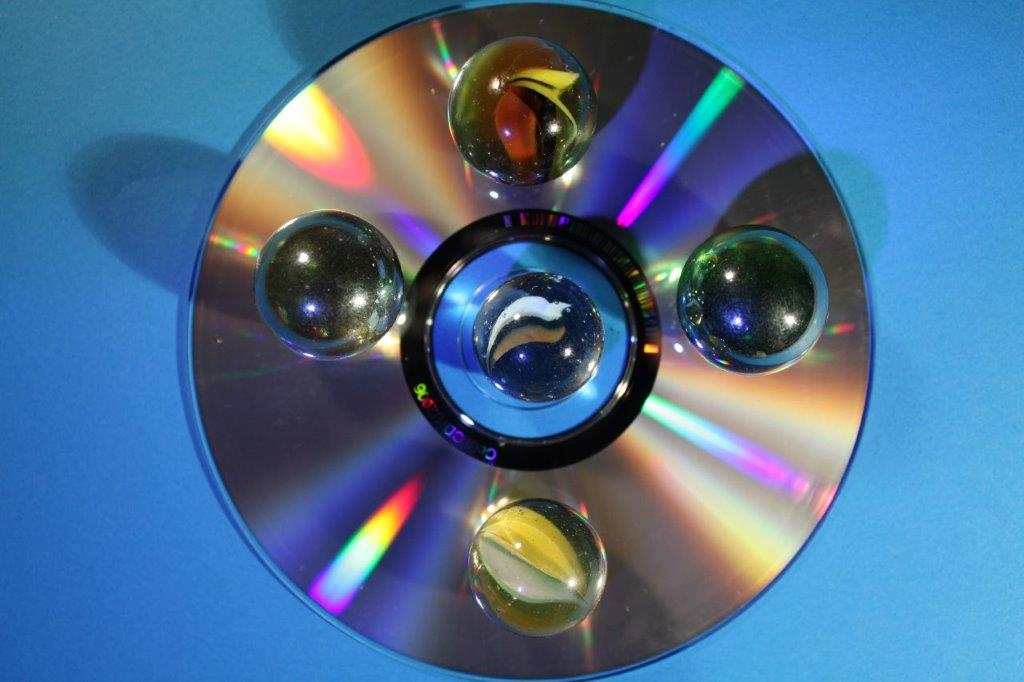 CD -Compact Disc-